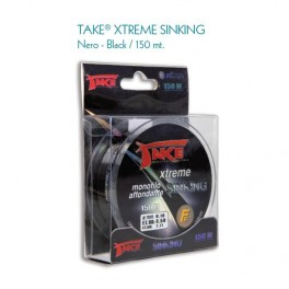 "Grimstoša monofilā aukla ""Take® Xtreme Sinking"" (150m, 0.20mm)"