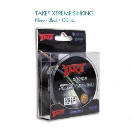 "Grimstoša monofilā aukla ""Take® Xtreme Sinking"" (150m, 0.25mm)"