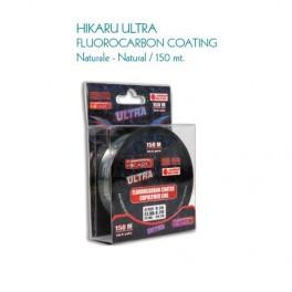 "Monofilās fluorocarbon aukla ""Hikaru Ultra"" (150m, 0.50mm)"