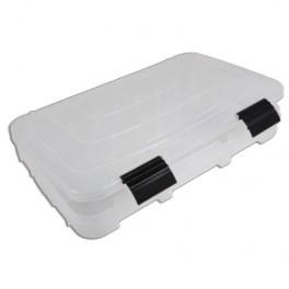 Plastmasas kaste ar kustāmām sekcijām (36.4x24.8x5cm)