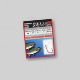 """Крючки, оснащенные поводком """"Sumo"""" (№16, 0.10mm)"""