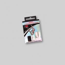 """Крючки, оснащенные поводком """"Spezi Worm"""" (№2, 0.30mm)"""