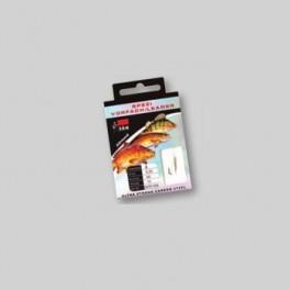 """Крючки, оснащенные поводком """"Spezi Allround"""" (№14, 0.14mm)"""